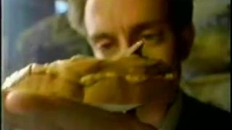 "Thumbnail for entry Aaron Burr ""Got Milk?"" Commercial"