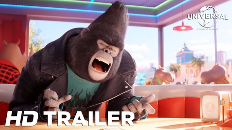 Thumbnail for entry SING 2 – Official Trailer (Universal Pictures) HD