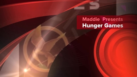 Thumbnail for entry Maddie - Review of The Hunger Games