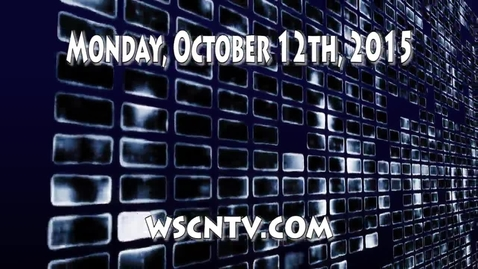 Thumbnail for entry WSCN 10.12.15