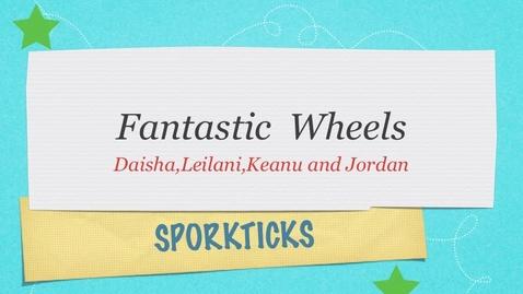 Thumbnail for entry Chikamori's Fan Wheels