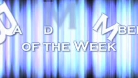 Thumbnail for entry Band Member of the Week 2010 -Randal Evans