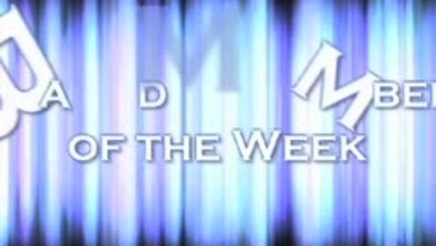 Thumbnail for entry Band Member of the Week 2010 -Randal Evans