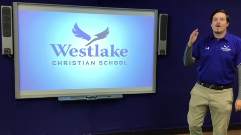 Thumbnail for entry WESTLAKE MIDDLE SCHOOL CHAPEL 5/15