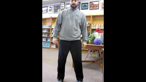Thumbnail for entry Brain Gym - Cross Crawl