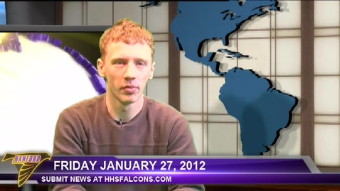 Thumbnail for entry January 27, 2012