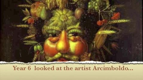 Thumbnail for entry Arcimboldo animation