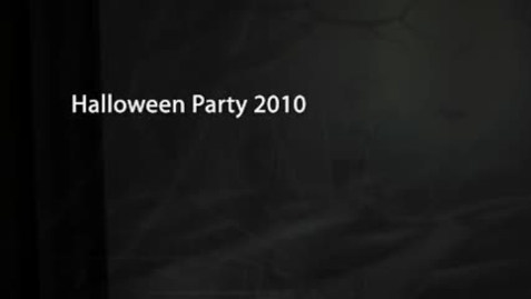 Thumbnail for entry Halloween Party 2010