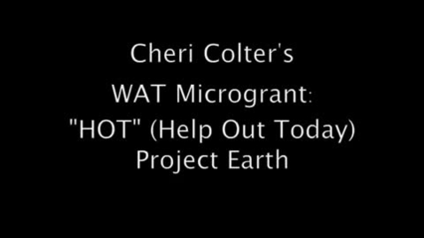 Thumbnail for entry WeAreTeachers Grant Winner Cheri C.