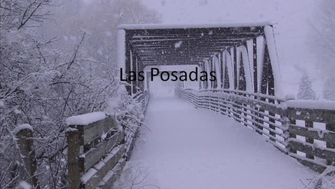 Thumbnail for entry las posadas