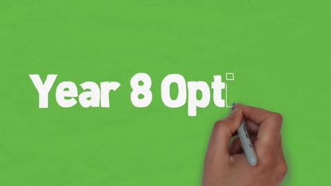 Thumbnail for entry Feb 2015 Year 8 Options