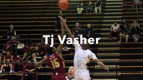 Thumbnail for entry TJ Vasher Impresses