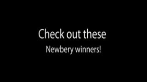 Thumbnail for entry Newbery Award Winners