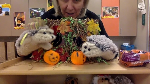 Thumbnail for entry Story Time:  Trick or Treat Little Critter  (Thursday)
