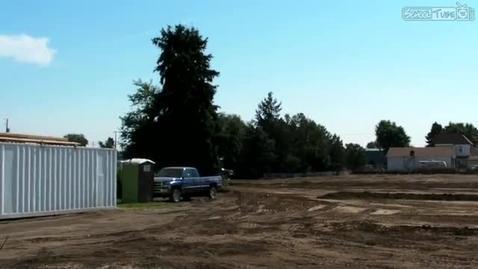 Thumbnail for entry Construction Has Begun!!