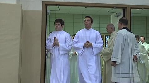 Thumbnail for entry Fr. Michael Vogt's Ordination