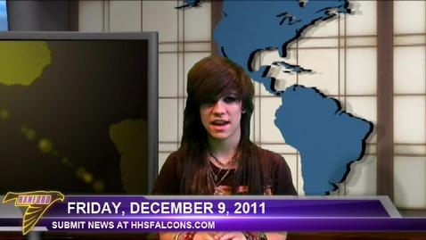 Thumbnail for entry December 09, 2011