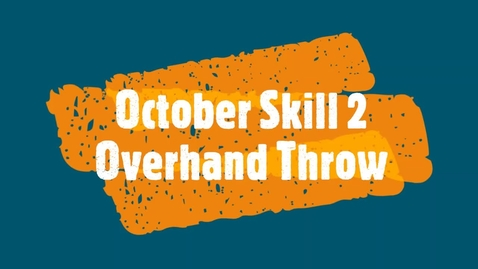 Thumbnail for entry October Skill 2