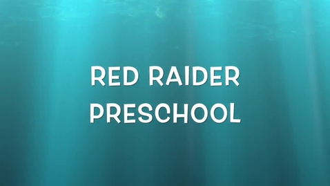 Thumbnail for entry Preschool Video Try 2