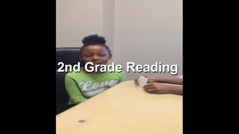 Thumbnail for entry Second Grade Reading