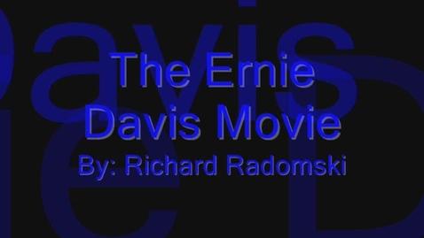 Thumbnail for entry Ernie davis