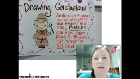 Thumbnail for entry Drawing Conclusions