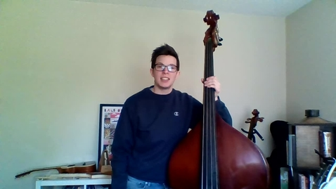 Thumbnail for entry Week 1: 4th/5th Grade Bass Lesson