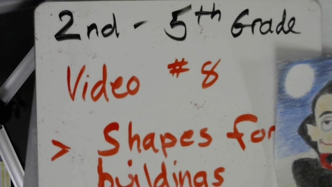 Thumbnail for entry 2nd thru 5th grade video #8
