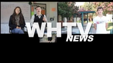 Thumbnail for entry WHTV News Nov. 10, 2011