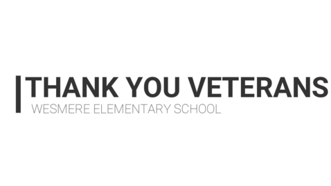 Thumbnail for entry Wesmere Elementary School claps in veterans for assembly, 11.11.2019