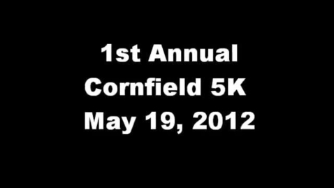 Thumbnail for entry Southwest Local Schools Harrison Ohio Cornfield 5K