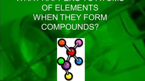 Thumbnail for entry Ionic Bonding