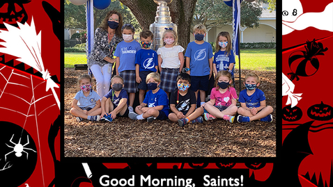 Thumbnail for entry Saints @ 8 - October 23, 2020