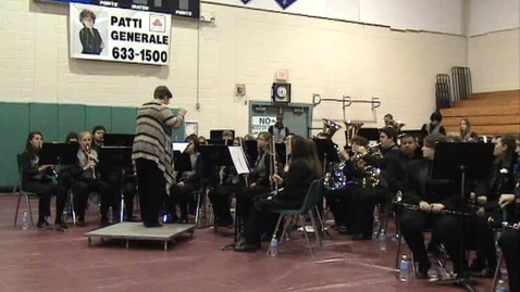 Thumbnail for entry Space Coast HS Symphonic Band
