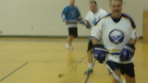 Thumbnail for entry Sabres Vs. Faculty Benefit for Scholarship Fund