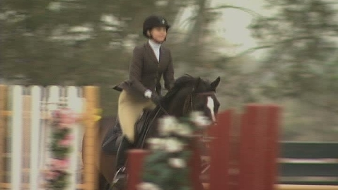 Thumbnail for entry GHCHS Equestrian Show 4 5-6-12