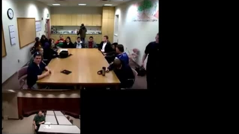 Thumbnail for entry OWL Videoconference: Steamfitters Union Apprenticeship Presentation, January 27, 2014