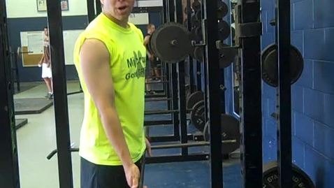 Thumbnail for entry Bicep Curl