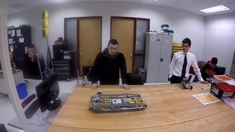 Thumbnail for entry TCHS Brandywine_Electronics & Robotics_Class