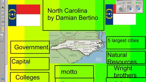 Thumbnail for entry North Carolina