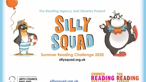 Thumbnail for entry Summer Reading Challenge