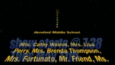 Thumbnail for entry wHMS Morning TV 5-11-2010