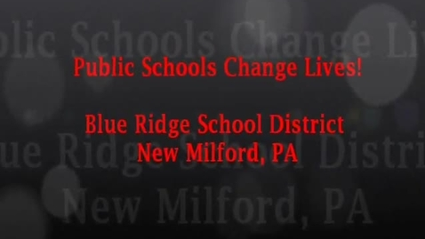 Thumbnail for entry Public Schools Change Lives