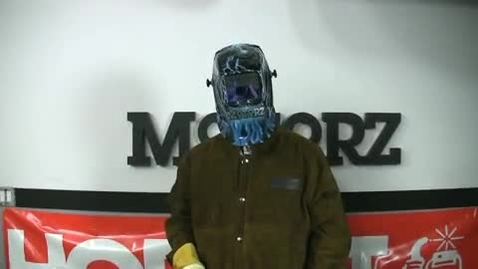 Thumbnail for entry Learn how to weld--Mig welding,Part 12