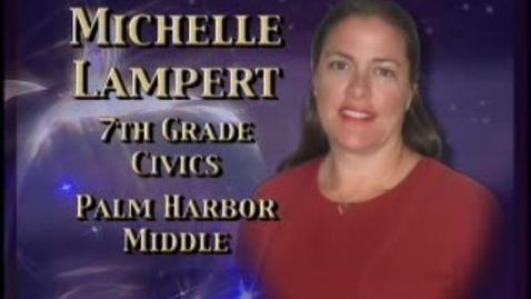 Thumbnail for entry Michelle Lampert-Teacher profile