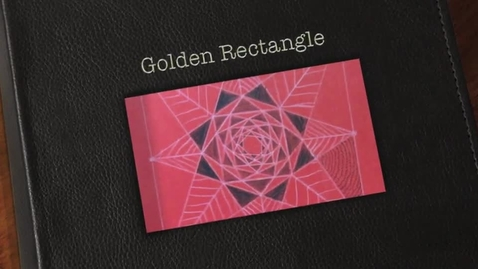 Thumbnail for entry How to Draw a Golden Rectangle