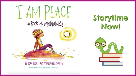 Thumbnail for entry I Am Peace, A Book of Mindfulness - By Susan Verde   Children's Books Read Aloud