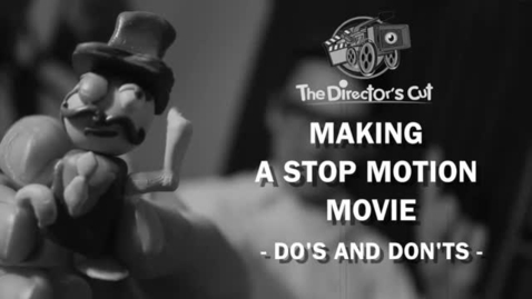 Thumbnail for entry Stop Motion  Dos and Donts USE IN CLASS