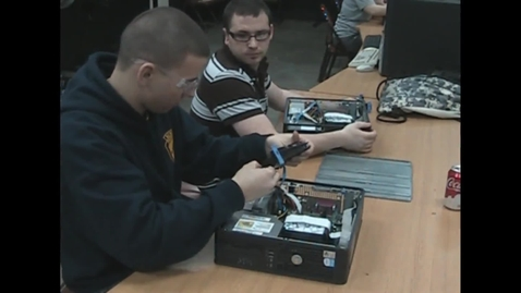 Thumbnail for entry Information Technology - Knox County ATC