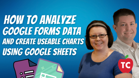 Thumbnail for entry How to Create a Chart in Google Sheets